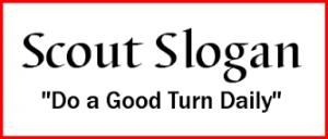 ScoutSlogan